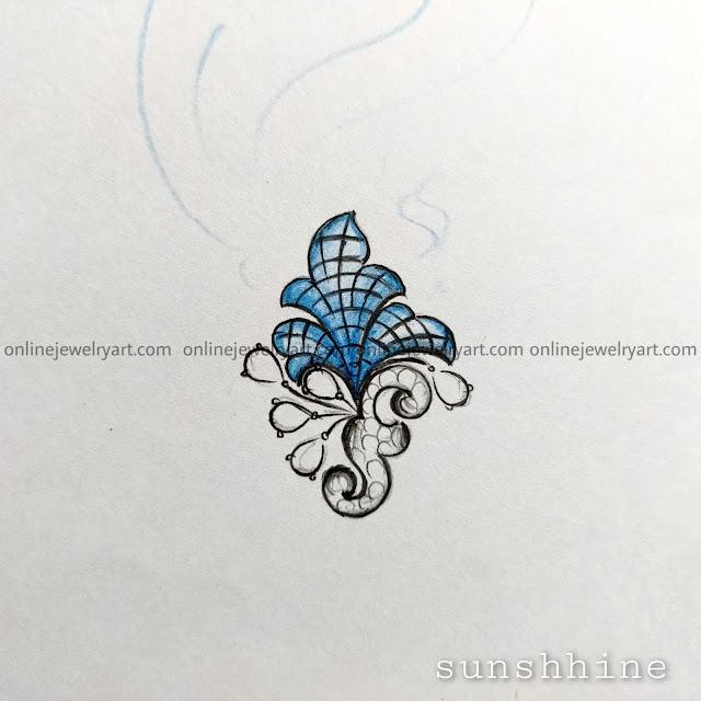 invisible setting diamond studs