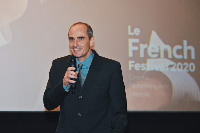 Jacques Bounin (Director of Alliance Francaise Kuala Lumpur)