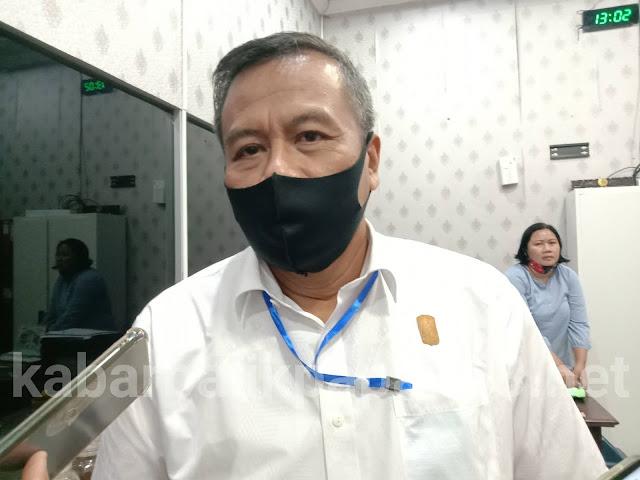 Komisi III DPRD Balikpapan Mengevaluasi Kinerja Disperkim Penataan Rumah Komersil