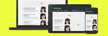 Materispot Blogger Template Responsive ~ Freeseo