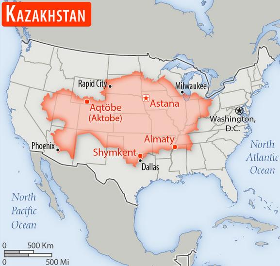 UK help and services in Kazakhstan