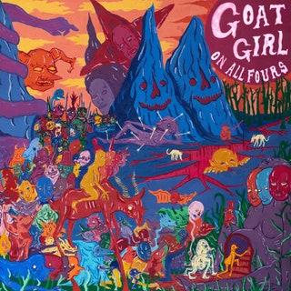Goat Girl - On All Fours Music Album Reviews