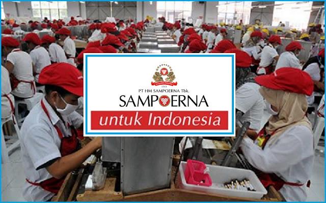 Lowongan Kerja PT HM Sampoerna, Tbk Dengan Posisi Production Technician Operator, ETC Periode Bulan Oktober 2019