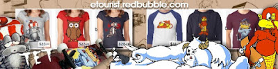 TET's Redbubble Store - Shop now for my art on apparel and other gift items.