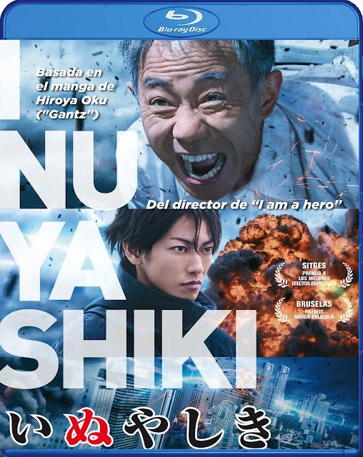 Inuyashiki [BD25] *Subtitulada