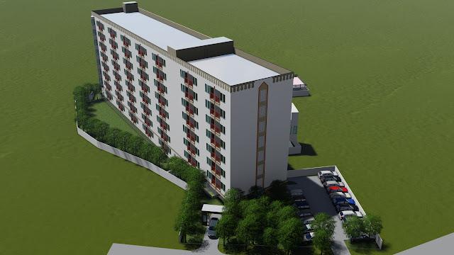 gambar apartemen
