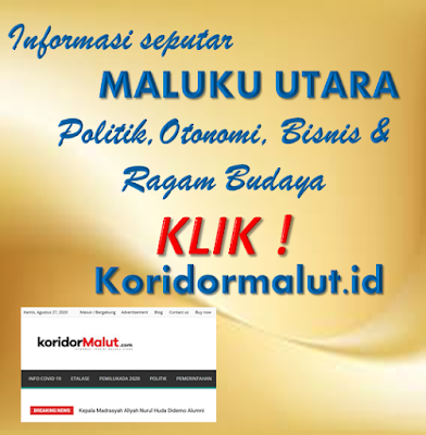 www.koridormalut.id