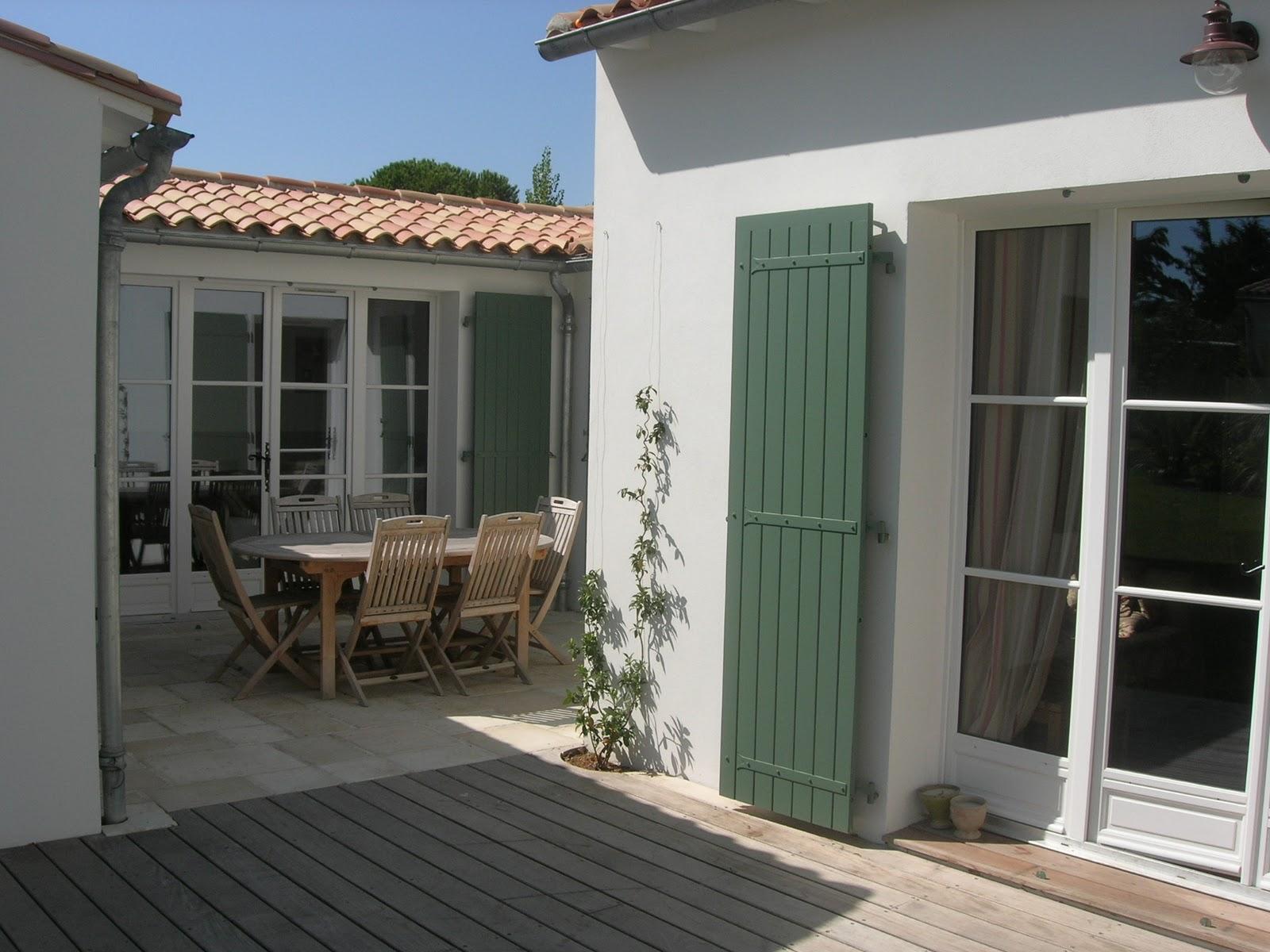 Constructeur Ile De Ré ma maison sur l'ile de ré: 2011