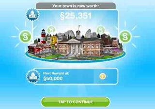 The Sims FreePlay Mod Screenshot