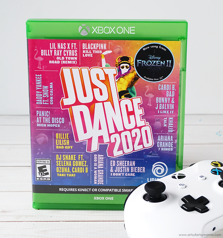 Bust a Move with Just Dance 2020