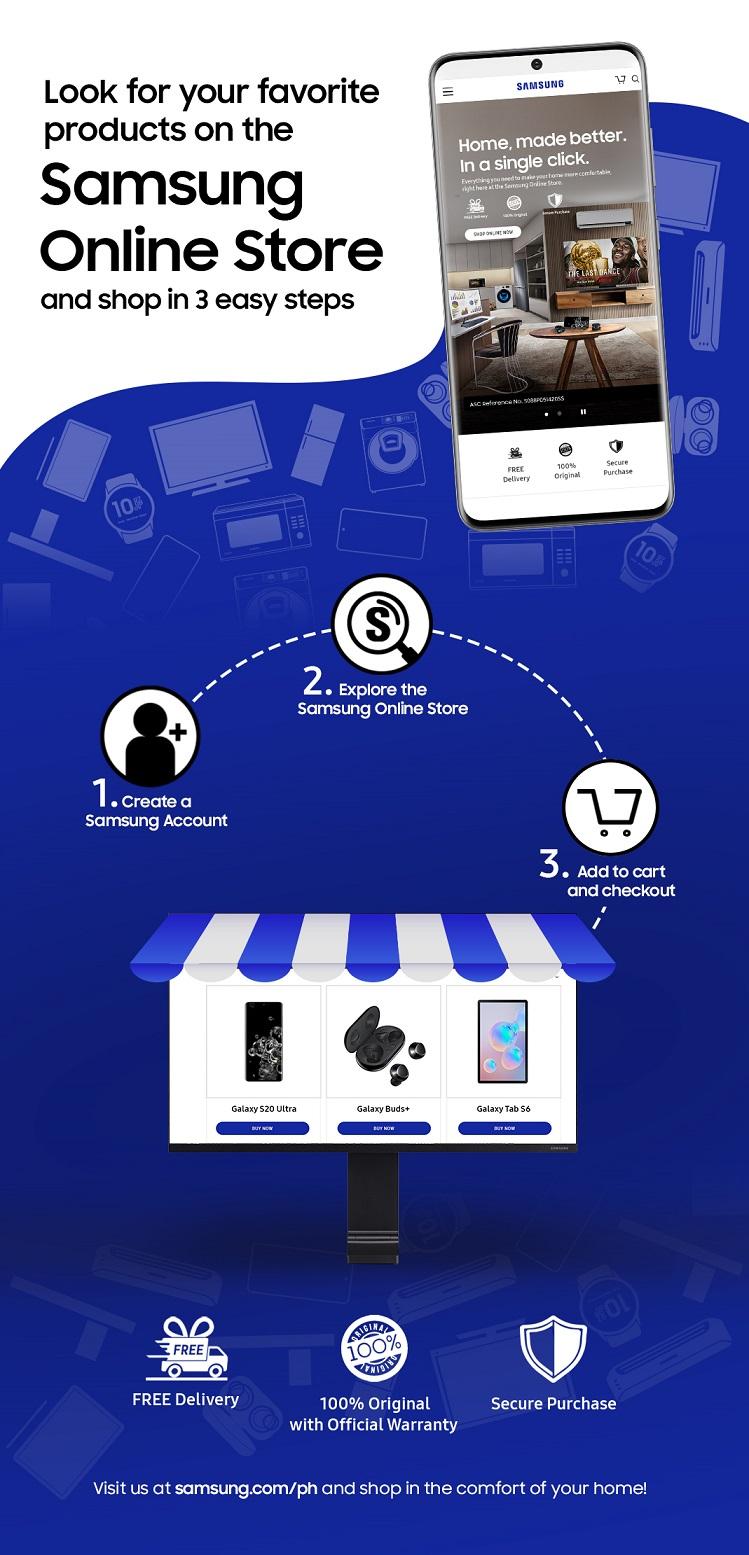 samsung philippines online store