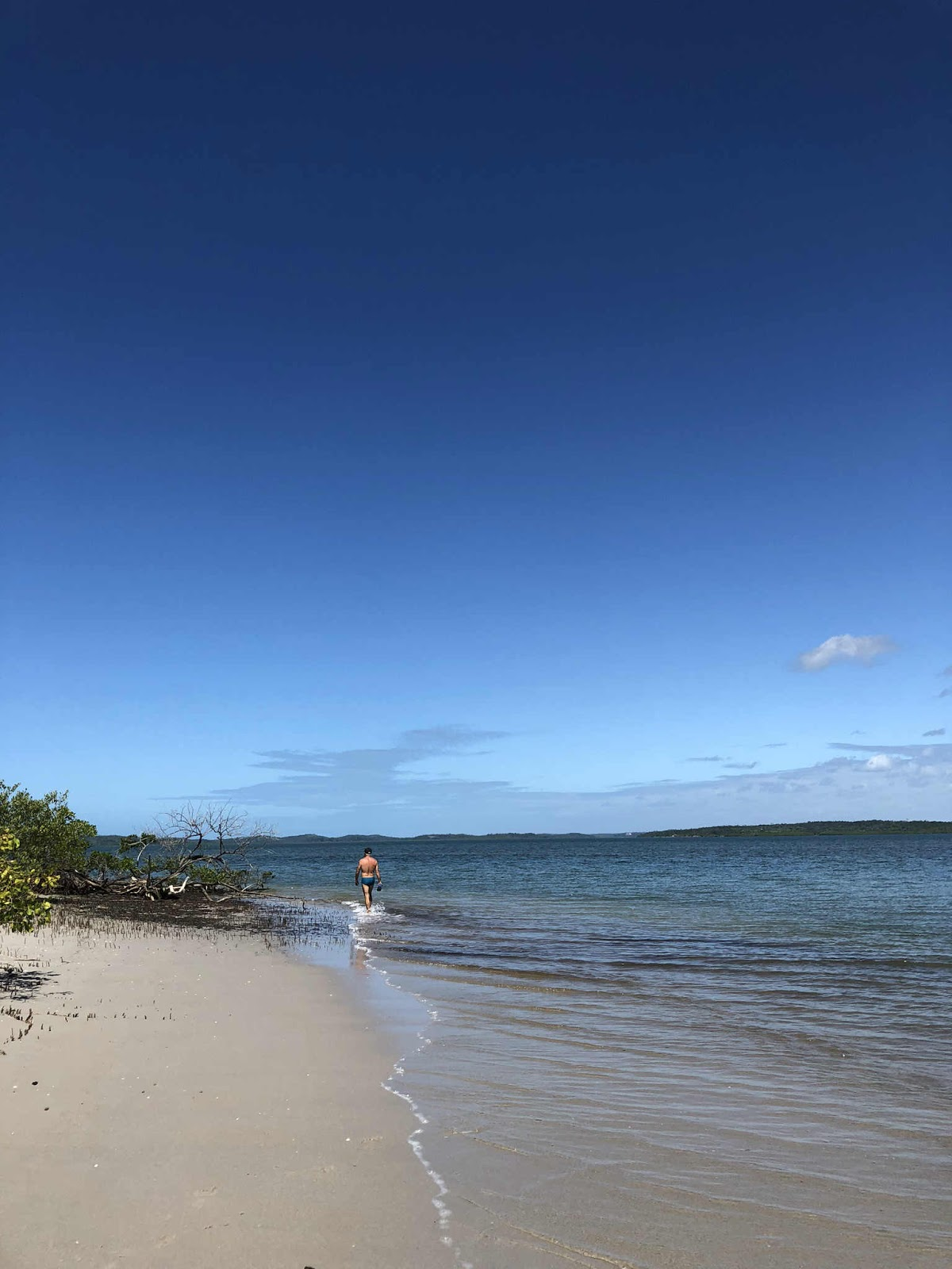 Ilha do Goió - Península de Maraú