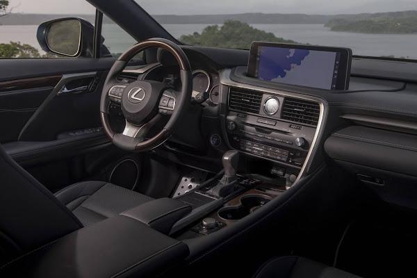 Lexus RX450h 2021 - Brasil - Preço
