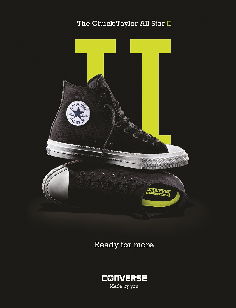 uk availability 25e29 bced4 Converse Ushers In New Era With Ground-Breaking Chuck Taylor ...