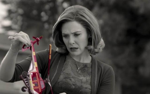 14 Easter Eggs in WandaVision Episode 1 & 2