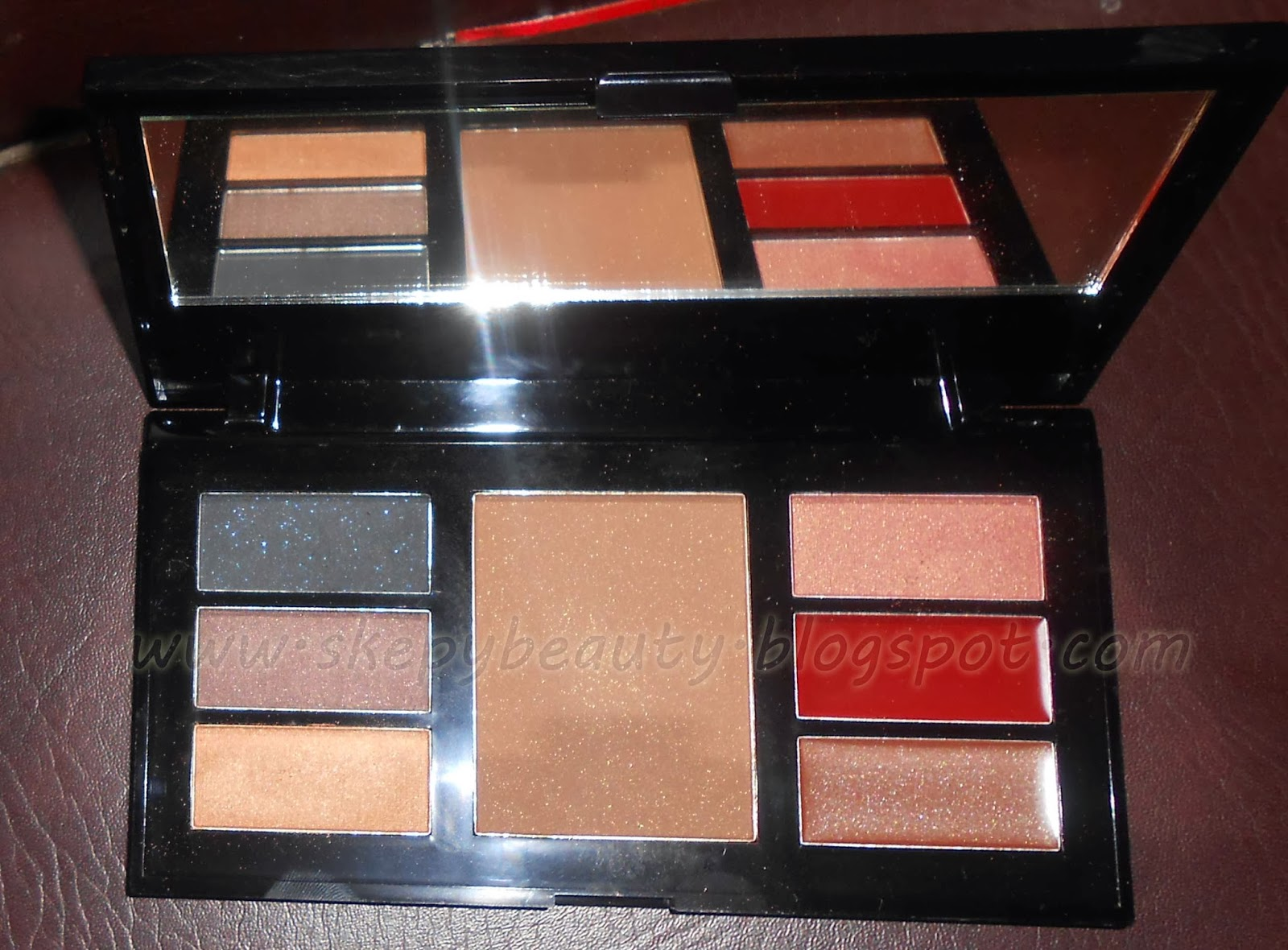 Skepy Beauty Place Review Sleek Flash A Pout Lipstick