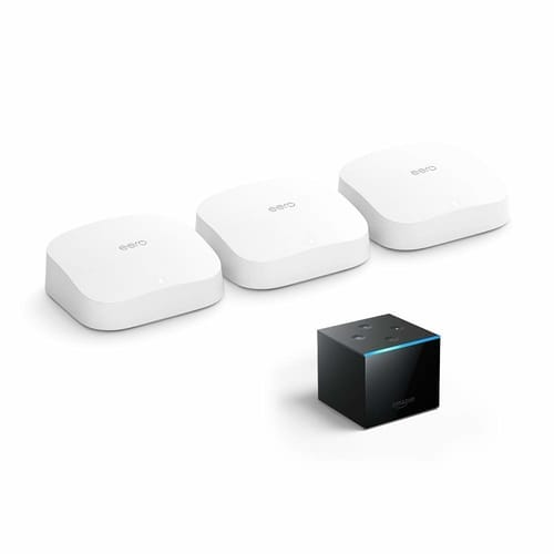 Review Introducing eero Pro 6 mesh wifi system