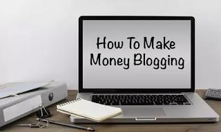 Cara Mudah Mendapatkan Uang Tambahan Dari Blog, Coba Sekarang Juga!