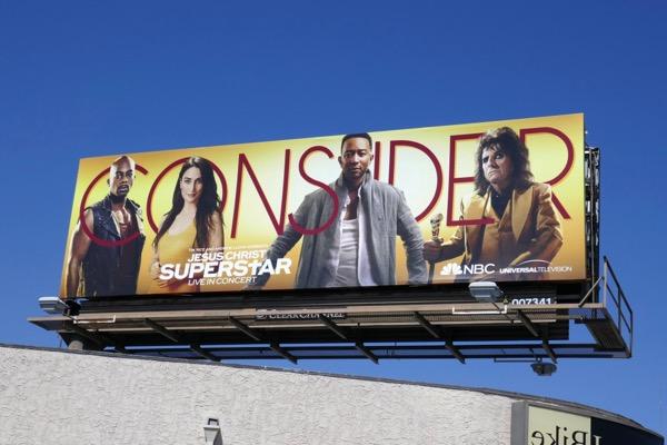 Jesus Christ Superstar Live billboard