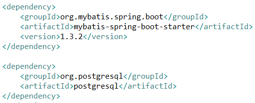 Stay the Same: Spring Boot and MyBatis