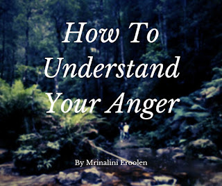How To Understand Your Anger