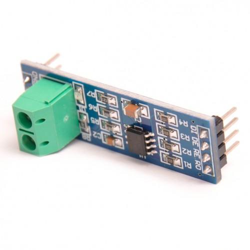 Giao tiếp giữa 2 boad Arduino ở cự li xa 1000m bằng chuẩn giao tiếp