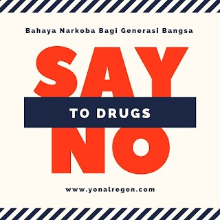 Bahaya Narkoba Bagi Generasi Bangsa