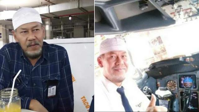 Sosok Pilot Sriwijaya Air Jatuh Capt Afwan Rajin Isi Tausiah di Masjid