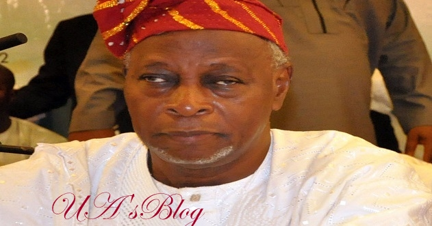SDP Chairman, Olu Falae, Disowns Omisore For Supporting APC