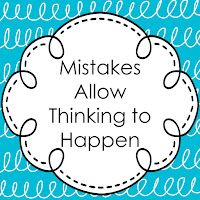 Mistakes Allow Thinking to Happen