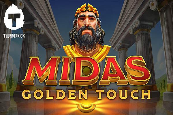 Main Gratis Slot Midas Golden Touch (Thunderkick)