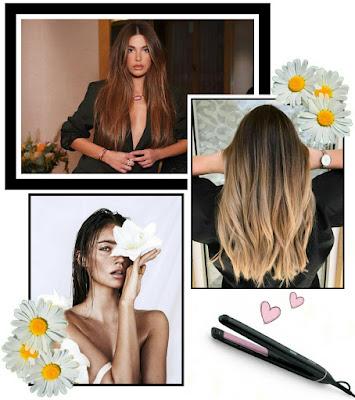 Tips para planchar el cabello sin maltratarlo