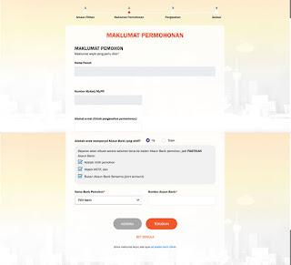 jadual pembayaran i-sinar kwsp online