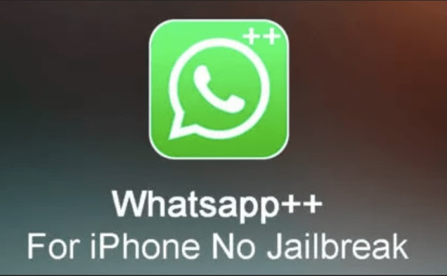 تحميل واتساب بلس للايفون WhatsApp plus ios ضد الحظر 2020