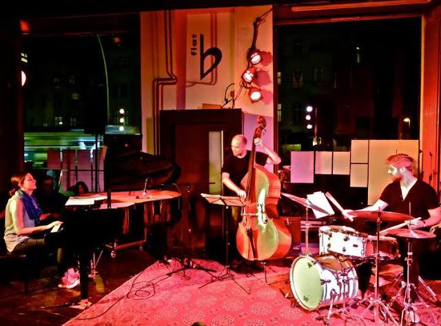 Bar B-Flat em Berlim