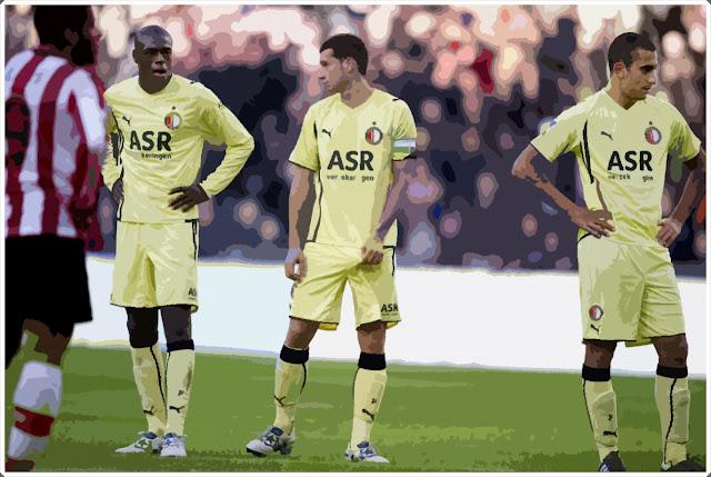 FEYENOORD PSV 2010-11 10-0 EREDIVISIE