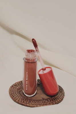 review dear me beauty Perfect Lasting Lip Tint swatch