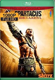 Spartacus Dioses de la Arena[2011] [720p BRrip] [Latino-Inglés] [GoogleDrive] chapelHD