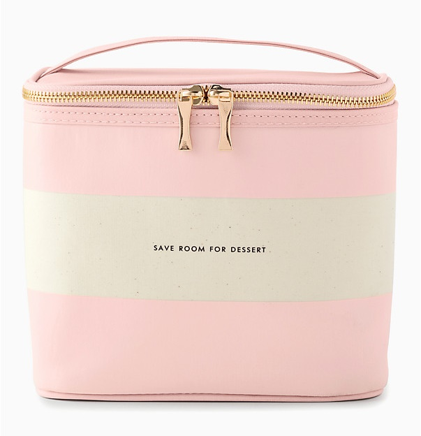 2018 Christmas Gift Guide :: Kate Spade lunchtote