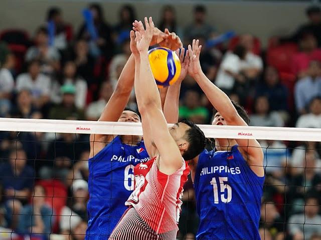 SEA Games 30: bóng chuyền nam Indonesia đoạt HCV!