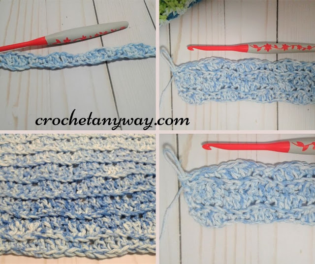 easy steps in creating a spa washcloth