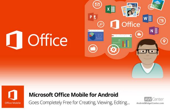 Download Microsoft Office Terbaru 2016 untuk Android
