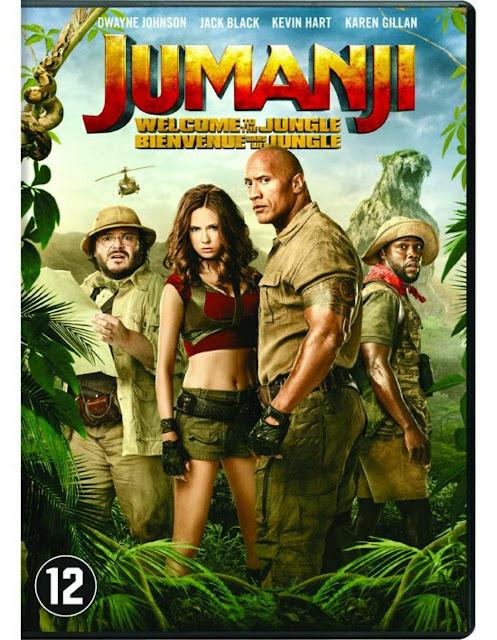 Jumanji welcome to the jungle 2017 hindi