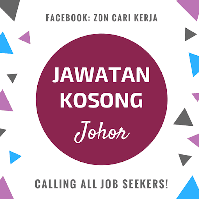 SALES EXECUTIVE | PASIR GUDANG