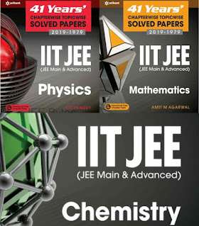 Arihant 41 Years Books