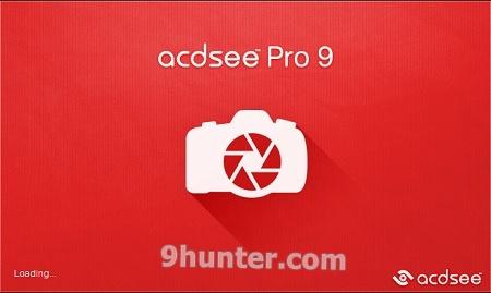ACDSee Pro 9 ตัวเต็มถาวรพร้อม Crack Patch และ Serial Keys