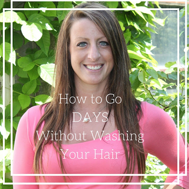 Ask Away Blog How To Go Days Without Washing Your Hair