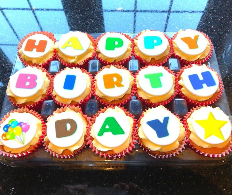 How To Celebrate Your Teen's Birthday | Cupcakes are so much cooler than birthday cakes.