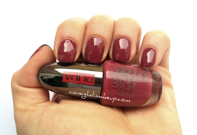 NOTD: Lasting Color Gel 015 - Pupa