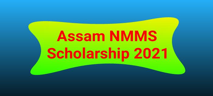 Assam NMMS exam